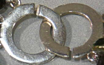 #6 - MULTI STRAND CIRCLE RING CLASP